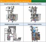 Os grânulos de alho comida granular de máquinas de acondicionamento automático