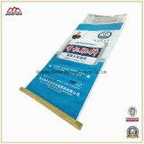 Paper-Plastic Bolsa tejida de polipropileno para el fertilizante alimentar con forro interior de PE