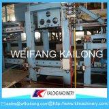Type neuf ligne de moulage de flux d'air de Horizantal de compression à haute pression automatique de flacon