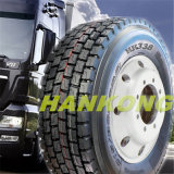 """17.5 """" - """" carros radiales 22.5 cansan los neumáticos del acoplado de los neumáticos del omnibus"""