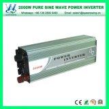 inversor puro de alta freqüência da potência solar do seno 2000W (QW-P2000)