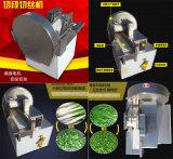 Chd-80 Bom apimentado Alho-poró Espinafre Cebolas Verdes Máquina de corte de vegetais