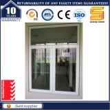 50 Serie Puder-Beschichtung-Aluminium-verdrängte Flügelfenster Windows