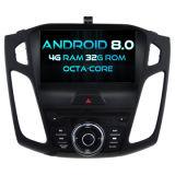 Witson Acht Androïde 8.0 Auto van de Kern DVD voor Ford Focus 2015 4G IPS van ROM van het Scherm van de Aanraking van ROM 1080P 32GB het Scherm