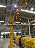 Resistência de dobra e máquina flexível elevada do cabo do robô