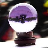 K9 Globo de Cristal la bola de cristal con base personalizadas para regalos para empresas