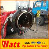 分割されたフレームの管の切断および斜角が付く機械冷たい管のカッター
