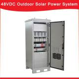 Híbrido de 48VCC del sistema de energía Soalr Telecom de la estación base utilizado en equipos de alimentación de telecomunicaciones