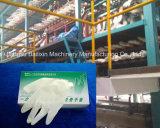 Guanto medico del lattice del fornitore della macchina del guanto che tuffa riga