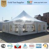 Im Freien förderndes Kabinendach-grosse Pagode-Schutz-Zelte für Werbung