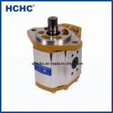 Bomba de engrenagem hidráulica de alta pressão o alumínio Cbq5 para o Trator