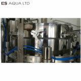 탄산 마시는 소다수 병 씻기 채우는 캡핑 플랜트 기계