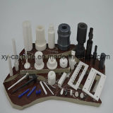 La alta precisión avanzó las piezas de cerámica hechas de Zirconia de cerámica