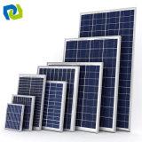 40W 많은 크리스탈 실리콘 전지 태양 전지판