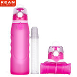Food of degrees of silicones Large Wide Mouth Ultra filtration Water Bottle