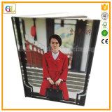 Service d'impression élevé de Photobook de livre À couverture dure de Qaulity (OEM-GL025)