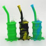 屋外の煙るシリコーンのガラス配水管のWeedの果汁のコレクターの管