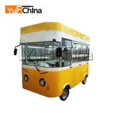 Carro móvil de alimentos Camiones/Snack Carretas en venta