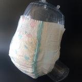 カスタマイズされた柔らかく眠い極度の乾燥した使い捨て可能な赤ん坊のおむつ