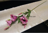 La seta di Platycodon Grandiflorum della decorazione di cerimonia nuziale fiorisce il fiore della seta del Faux dell'annata degli importatori dei mazzi dei fiori della seta artificiale