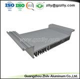 Fabrik anodisierter Aluminiumflosse-Kühlkörper für LED-Lampe
