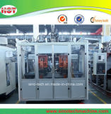 Automatic 5L Botella de plástico de HDPE Extrusión soplado máquina
