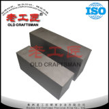 Bloc 100*100*2mm d'alliage de carbure de wolfram