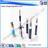 Iayjp2vp2 XLPE изоляцией ПВХ пламенно Cu-Plastics комбинированных ленту индивидуальных и общих отбор необходимых безопасных кабель управления