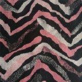 Rosafarbene multi Farben-langer Stapelfaux-Pelz für Kleid, Kissen und Beutel
