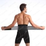 Stabilisierender lumbaler Taillen-Support mit Verdoppelungnackenband mit Halterung und Breathable Ineinander greifen-Panels