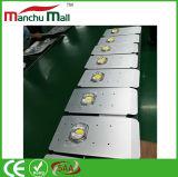 Lámpara de calle del material 100W LED de la conducción de calor de IP67/PCI