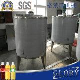 水およびジュースのための磨き粉のパッキング機械