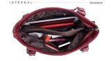 新しい方法PUの革女性のメッセンジャーのバッグレディーの大きい偶然のショルダー・バッグ(WDL0877)