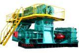 フルオートマチックの生産ラインのための赤い粘土の煉瓦作成機械