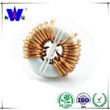 Inducteur toroïdal de pouvoir d'inducteur de bobine