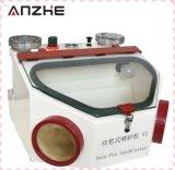 Лаборатория стоматологические услуги пескоструйной очистки машины Lab Sandblaster