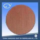 Résistance élevée à haute température du filtre à eau en fibre de verre de silice Mesh