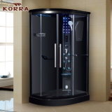 Sala de ducha de vapor Color negro con Ce, Saso, ETL Certificación