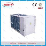 공기에 의하여 냉각되는 소형 물 냉각장치 공기조화