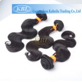 Indian Remy Cheveux humains trame (KBL-IH-BW)