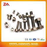 China fabricante de acero inoxidable 304/316 Tuerca del tornillo hex.