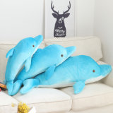 Brinquedos para bebés Soft Pink e Blue Dolphin Toy