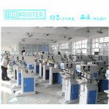 압축 공기를 넣은 1 색깔 1 맨 위 잉크 컵 패드 인쇄 기계