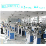 TM 150p Pneumatic 1 색깔 1 Head Ink Cup Pad Printer