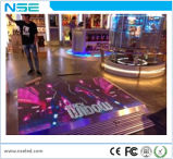La cerimonia nuziale Dance Floor di P6.25mm ha usato il LED Dance Floor da vendere, Dance Floor smontabile