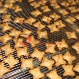 Le type le plus neuf ligne de biscuit remplie par chocolat