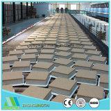 Bloco de cerâmica industrial/lado a lado com forte capacidade de absorção de água para a entrada da garagem