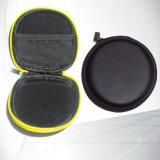Pochette pour casque de cuir synthétique EVA&Sac avec poche en maille