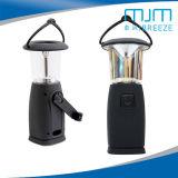Kampierendes LED-helle ABS helle nachladbare Laterne-Solarim freienlicht