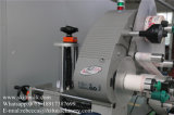 Etiqueta inferior superior que cola a máquina de etiquetas
